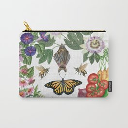 Summer's Bounty Carry-All Pouch