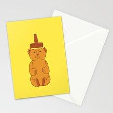 Honey Bear Stationery Cards