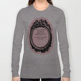 La blague Long Sleeve T-shirt