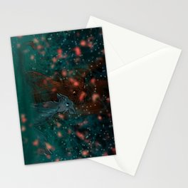 Newleaf in Starclan Stationery Cards