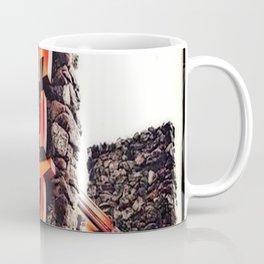 Retro Style Coffee Mug