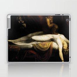 Henry Fuseli The Nightmare Laptop & iPad Skin