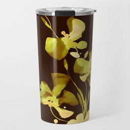 Organic Impressions 334zp by Kathy Morton Stanion Travel Mug