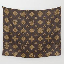 Takarazukushi Classic Motif Wall Tapestry