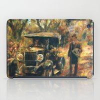 the godfather iPad Cases featuring The Godfather. Part Two by Miquel Cazanya