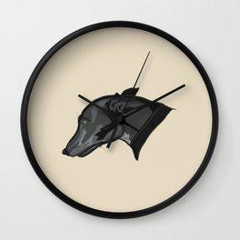 Grey Judith Wall Clock