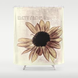 Something Creative Shower Curtain