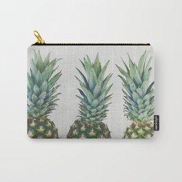 Pineapple Trio Carry-All Pouch