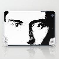 kafka iPad Cases featuring KAFKA by Lestaret