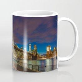 Warm Brooklyn Bridge Coffee Mug