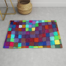 Paul Klee May Picture Rug