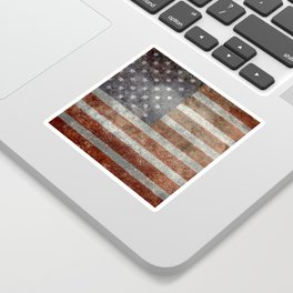 Old Glory, The Star Spangled Banner Sticker