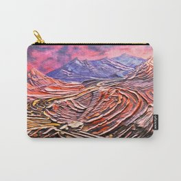EL  ACANTILADO Carry-All Pouch