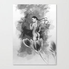 U N O Canvas Print