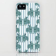 Bunny mad! iPhone (5, 5s) Slim Case