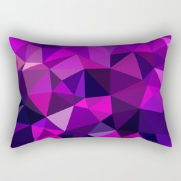 Pink Movement Rectangular Pillow
