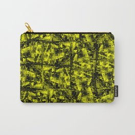 Amazing Yellow - fluid cubism Carry-All Pouch