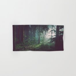 Magical Forest Hand & Bath Towel