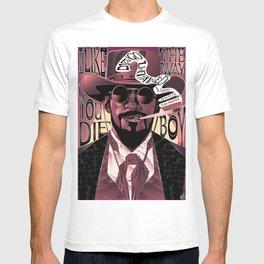 Django Poster T-shirt