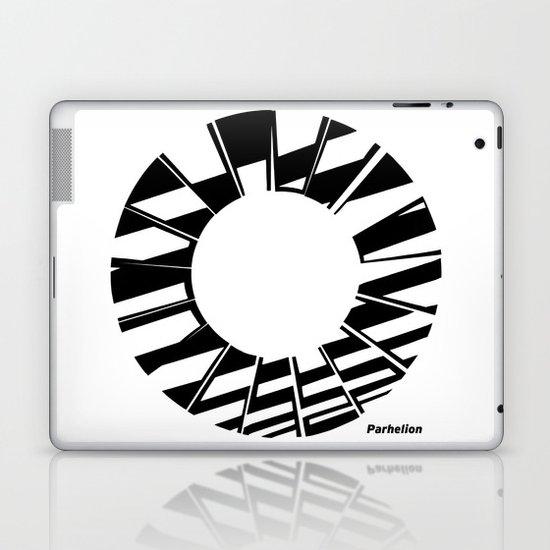 Ring Map 5 Laptop & iPad Skin