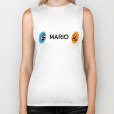 Super Mario Laboratories  Biker Tank