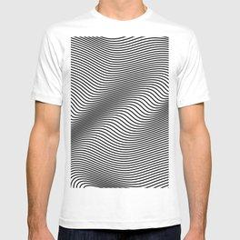 Bold Minimal Lines T-shirt