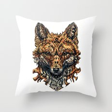Deception Throw Pillow