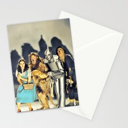 The Cast Stationery Cards