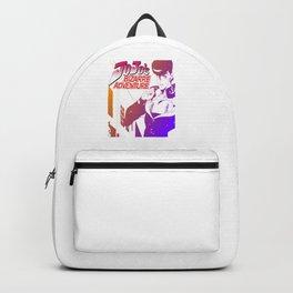 Jojos Bizarre Adventure Backpack
