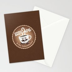 Doubleshot Joe Stationery Cards