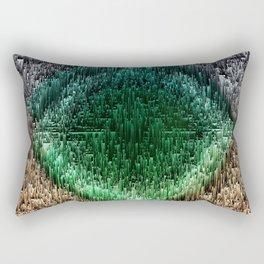 Emerald City Rectangular Pillow