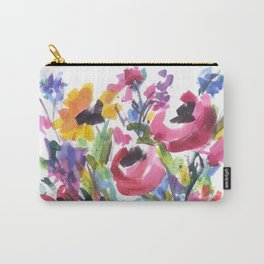 Wildflower Wild Carry-All Pouch