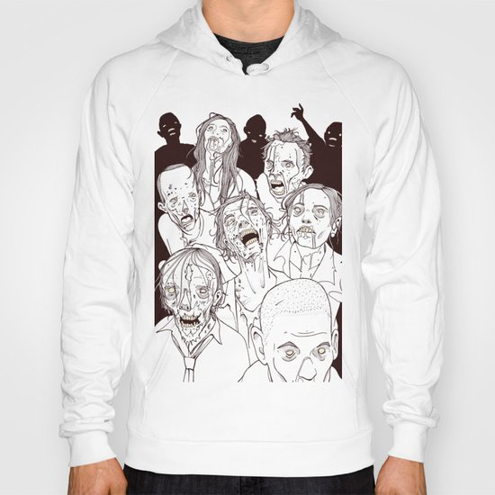 Everyone you know is dead Hoody