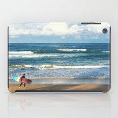 Wave rider iPad Case