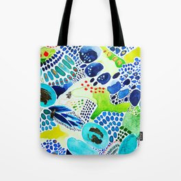 Patio Tote Bag