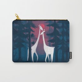 Meeting of the Old Carry-All Pouch