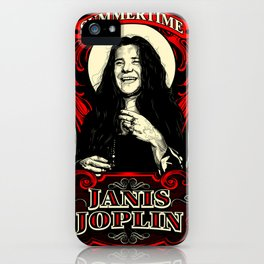 J. Joplin iPhone Case