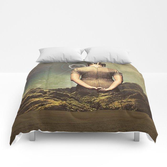 Contemplating Life Comforters