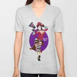 Mad Moxxi Unisex V-Neck