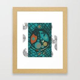 Eugenia Framed Art Print