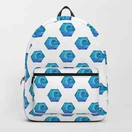 4 elements: Water Backpack
