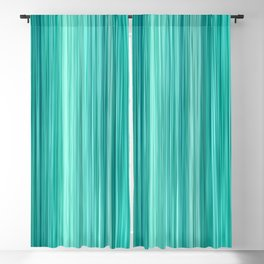 Ambient 5 in Teal Blackout Curtain