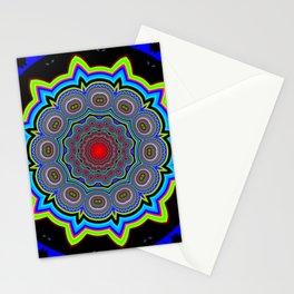 Zoom Mandala Stationery Cards