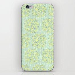 Sweetpea iPhone Skin