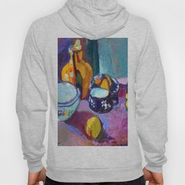Henri Matisse Dishes and Fruit Hoody