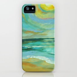 Hover Over iPhone Case