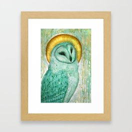 Saint Tito Framed Art Print