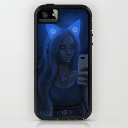 Illuminated by Sound iPhone Case