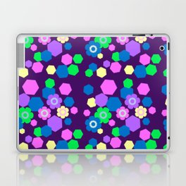 Candy Flowers Laptop & iPad Skin