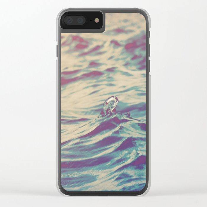 Let Me Go Clear iPhone Case